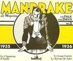 Couverture Mandrake - vol.2 - 1935/1936