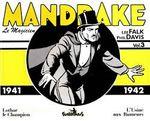 Couverture Mandrake - vol.3 - 1941/1942