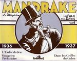 Couverture Mandrake - vol.4 - 1936/1937