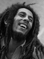 Logo Bob Marley