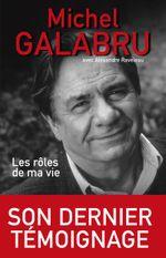 Couverture Le cinéma de Michel Galabru