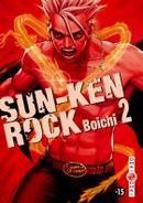 Couverture Sun-Ken Rock, tome 2