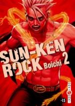 Couverture Sun-Ken Rock, tome 2