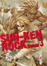 Couverture Sun-Ken Rock, tome 3