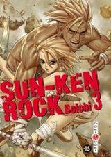 Couverture Sun-Ken Rock, tome 3