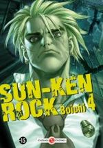 Couverture Sun-Ken Rock, tome 4