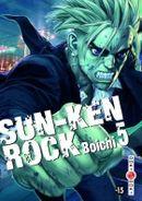 Couverture Sun-Ken Rock, tome 5