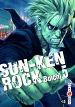 Couverture Sun-Ken Rock, tome 5