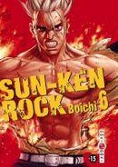 Couverture Sun-Ken Rock, tome 6