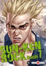Couverture Sun-Ken Rock, tome 7