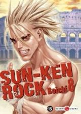 Couverture Sun-Ken Rock, tome 8