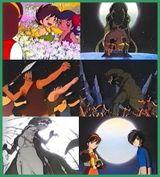 Affiche Daikyôryû Jidai