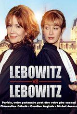 Affiche Lebowitz contre Lebowitz