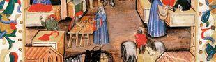 Couverture La vie quotidienne au Moyen Âge