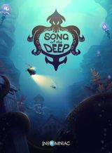 Jaquette Song of the Deep