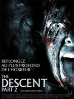 Affiche The Descent : Part 2