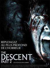 Affiche The Descent : Part 2