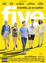 Affiche Five