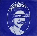 Pochette God Save The Queen (Single)