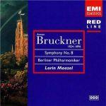 Pochette Anton Bruckner, Symphony No. 8