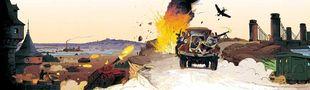 Cover BD par période : XXe - Seconde Guerre Mondiale