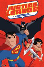 Affiche Justice League Action
