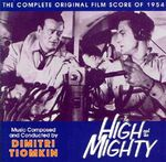 Pochette The High and the Mighty (OST)