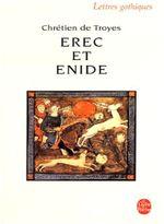 Couverture Erec et Enide