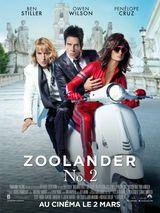 Affiche Zoolander 2