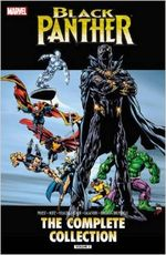 Couverture Black Panther by Christopher Priest: The Complete Collection, tome 2