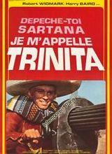 Affiche Dépêche-toi Sartana, je m'appelle Trinita !