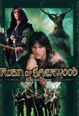 Affiche Robin of Sherwood