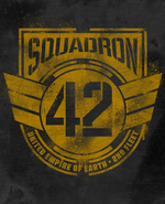 Jaquette Squadron 42