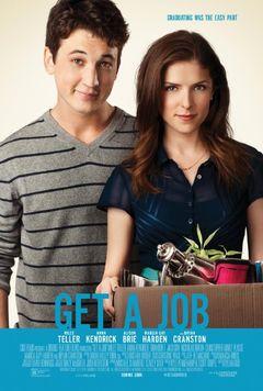 Affiche Get a Job