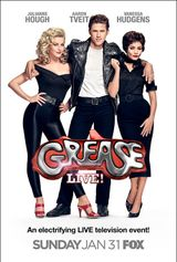 Affiche Grease: Live
