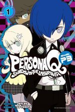 Couverture Persona Q: Shadow P3