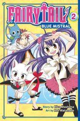Couverture Fairy Tail Blue Mistral