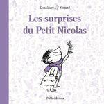 Couverture Les surprises du Petit Nicolas