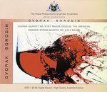 "Pochette Dvorak: Quartet no. 12 in F Major, op. 96 ""The American"" / Borodin: String Quartet no. 2 in D Major"