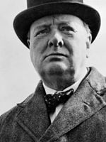Photo Winston Churchill