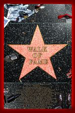 Affiche Walk of Fame