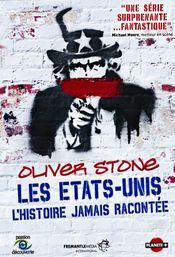 Affiche Oliver Stone - Les États-Unis, l'Histoire jamais racontée