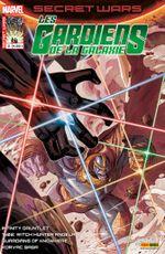 Couverture Le Pouvoir des gemmes - Secret Wars : Les Gardiens de la Galaxie, tome 2
