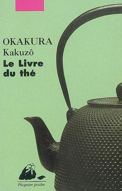 Couverture Le Livre du thé