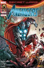 Couverture Les secrets du coeur - Secret Wars : Avengers, tome 2