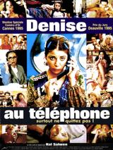 Affiche Denise au téléphone