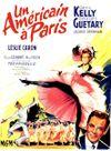 Affiche Un Américain à Paris