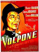 Affiche Volpone