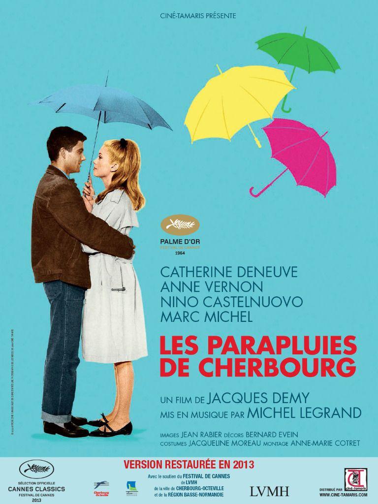 Musique du film les parapluies de cherbourg