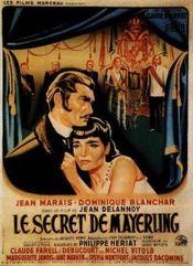 Affiche Le Secret de Mayerling